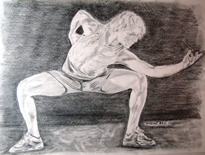 Un danseur