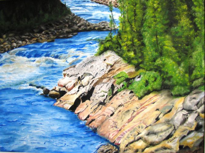 Rivière du Labrador