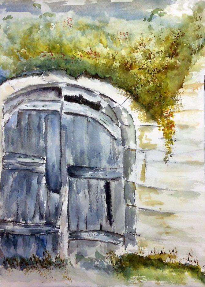 Les portes silencieuses