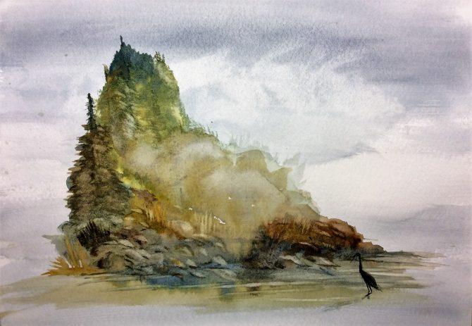 Escale pour un voyageur solitaire