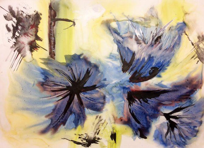 Virée lapis-lazuli