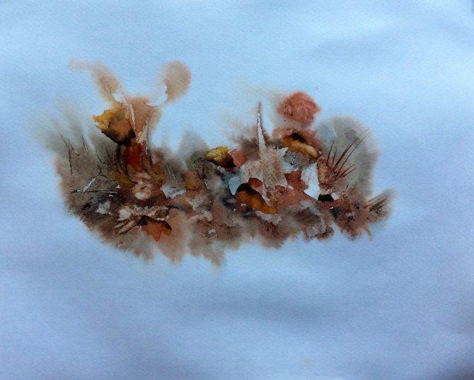 Rousse d'automne