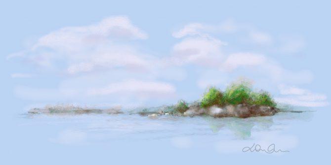 L'île sans lendemain