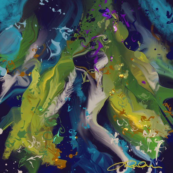Dans les profondeurs de l'océan