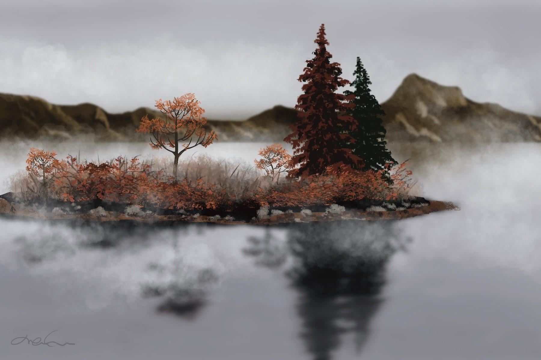Vers le silence de l'hiver