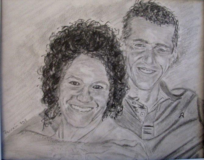 Un deuxième couple – Geneviève et Patrick