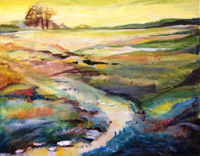 Ruisseau de campagne